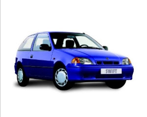 SUZUKI SWIFT 1989-2003